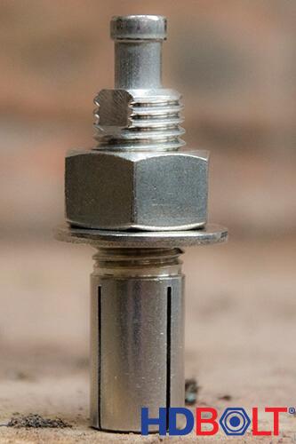 Heavy Duty Bolt Fixings