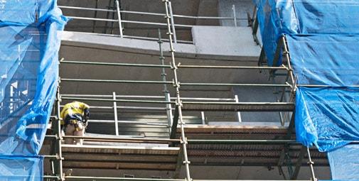 Civil Engineering Scaffolding