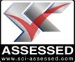 Sci Assessed Logo Blind Bolt